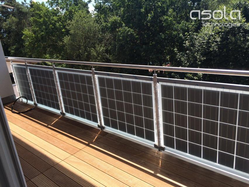 asola VITRUM® Balkon
